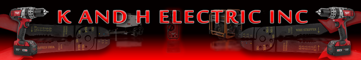 K and H Electric Inc